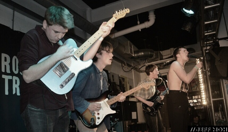 Shame at Rough Trade East and Fred Perry Sub Culture at The 100 Club